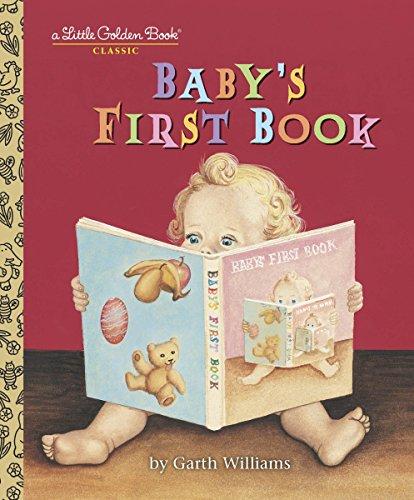 9780375839160: Baby's First Book (Little Golden Books)