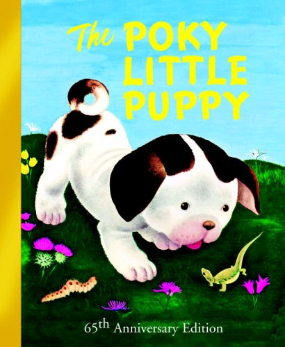 9780375839207: The Poky Little Puppy Special Anniversary Edition LGB (Special Edition Little Golden Book)