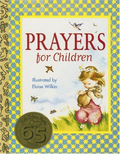 Prayers for Children (Little Golden Treasures): Golden Books; Illustrator-Eloise