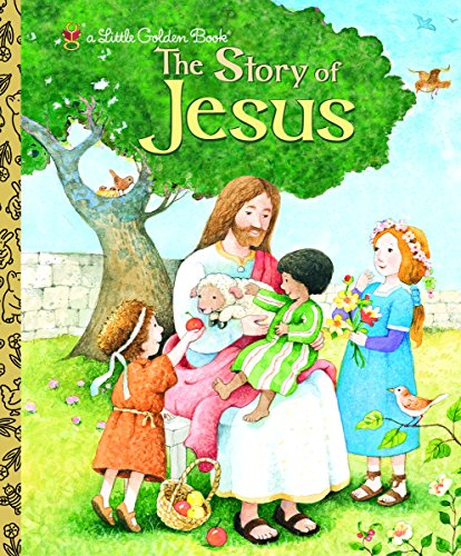 9780375839412: The Story of Jesus (Little Golden Book)