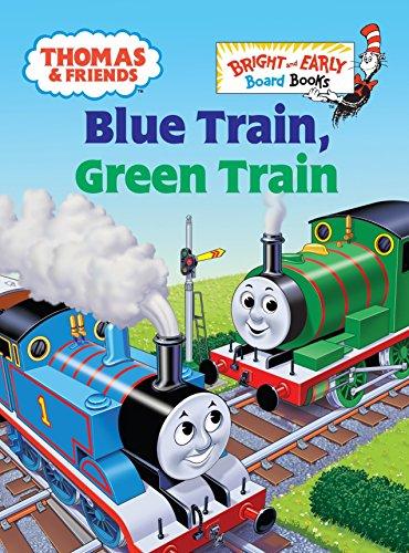 9780375839849: Blue Train, Green Train (Thomas & Friends)