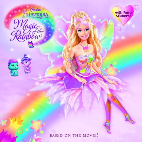 9780375839856: Barbie Fairytopia: Magic of the Rainbow