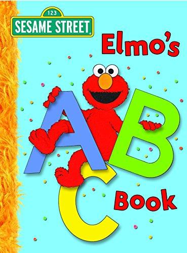 9780375840371: Elmo's ABC Book (Sesame Street) (Big Bird's Favorites Board Books)