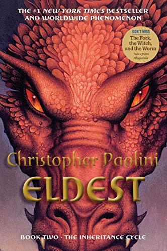9780375840401: Eldest (Inheritance Cycle)