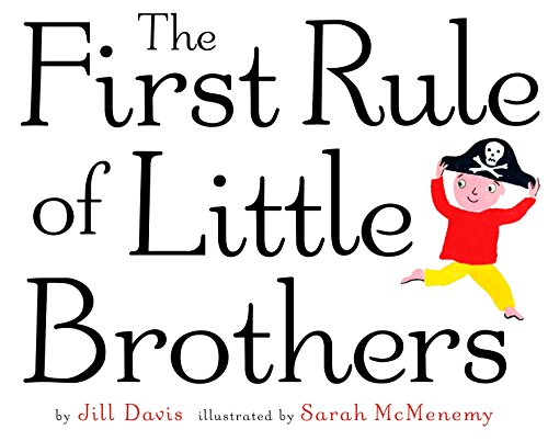 The First Ruke Of Little Brothers: Davis, Jill