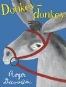 9780375840654: Donkey-Donkey