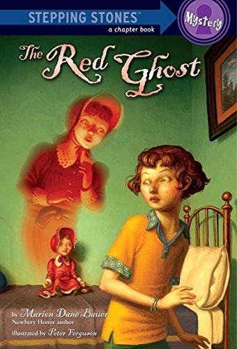9780375840821: The Red Ghost (A Stepping Stone Book(TM))