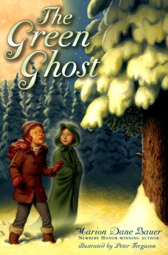 9780375840838: The Green Ghost (Stepping Stone Books)