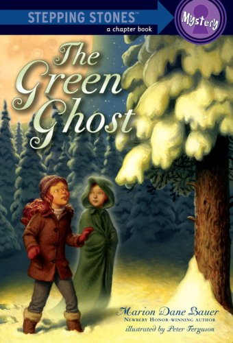 The Green Ghost (A Stepping Stone Book(TM)): Bauer, Marion Dane