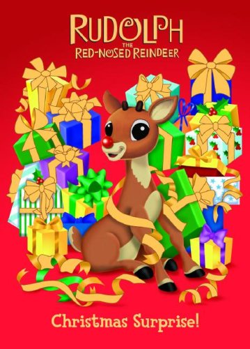 9780375841019: Rudolph The Red-Nose Reindeer, Christmas Surprise!