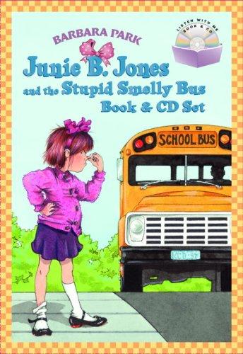 9780375841569: Junie B. Jones and the Stupid Smelly Bus (Junie B. Jones, No. 1) (Book & CD)
