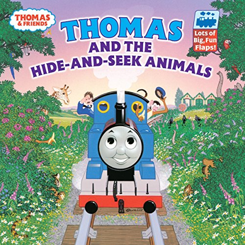 9780375841736: Thomas and the Hide and Seek Animals (Thomas & Friends)