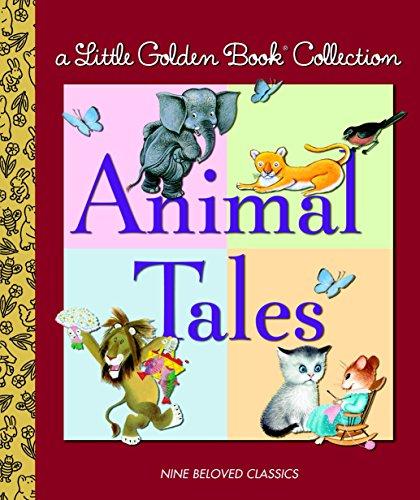 9780375841781: Animal Tales (Little Golden Book)