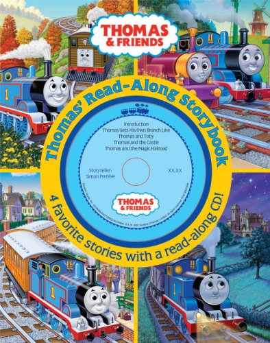 thomas' Read-Along Storyboo: 4 Favorite Stories with a Read-Along CDr: Awdry, W.