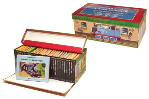 9780375841835: Thomas the Tank Engine: The Classic Library (26 Volumes) (Thomas & Friends)