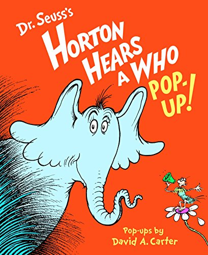 Horton Hears a Who Pop-up!: Seuss, Dr.