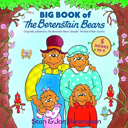 9780375842146: Big Book Of The Berenstain Bears (Berenstain Bears First Time Books)