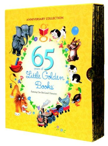 9780375842252: 65 Years of Little Golden Books