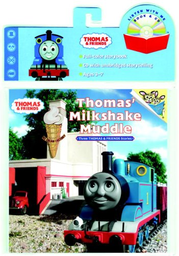 9780375842276: Thomas' Milkshake Muddle: Three Thomas & Friends Stories
