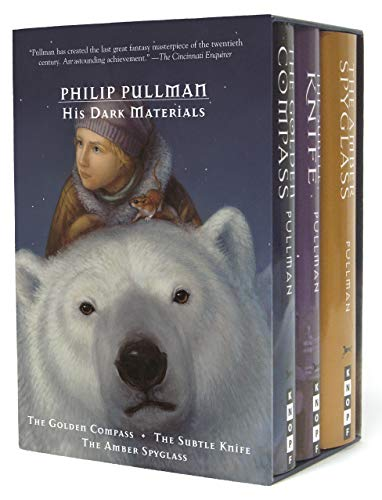 His Dark Materials: The Golden Compass/The Subtle Knife/The Amber Spyglass (Hardback): ...