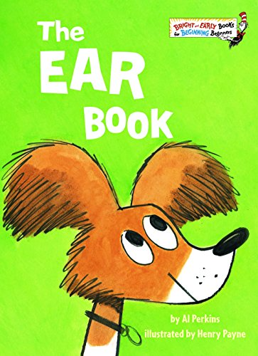 9780375842511: The Ear Book (Bright & Early Books(R))
