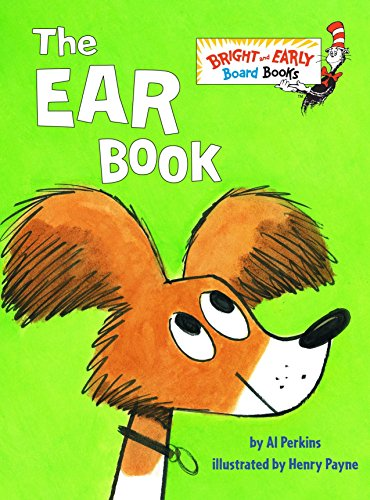 9780375842795: The Ear Book (Bright and Early Board Books)