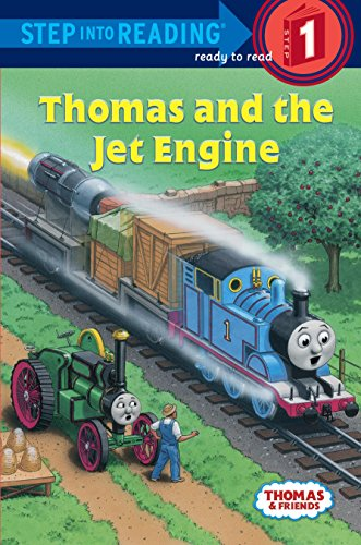9780375842894: Thomas and the Jet Engine (Step Into Reading. Step 1)