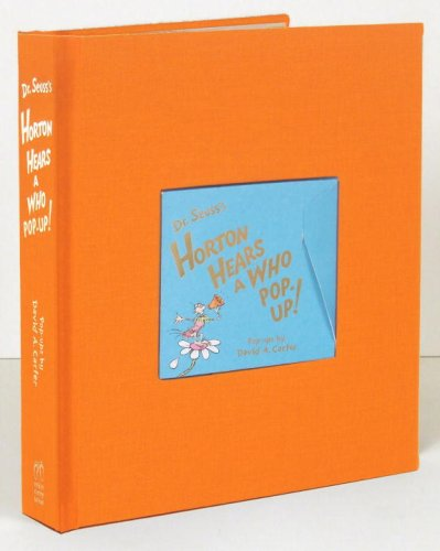 Horton Hears a Who Pop-up! (Limited Edition) (0375843280) by Seuss, Dr.