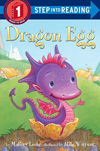 Dragon Egg (Step into Reading): Loehr, Mallory