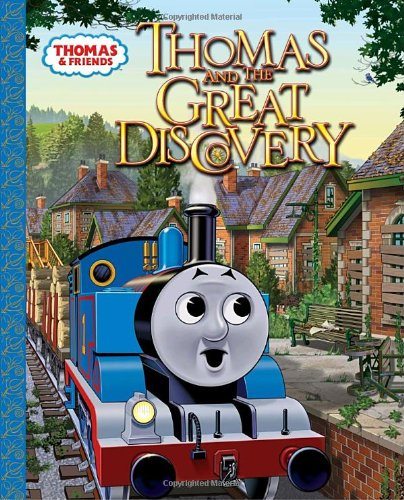 9780375843822: Thomas and the Great Discovery (Thomas & Friends) (A Golden Classic)
