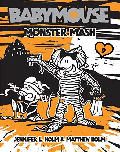 9780375843877: Babymouse #9: Monster Mash