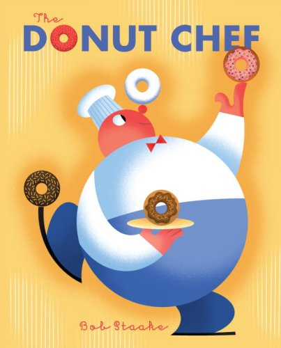 9780375844034: The Donut Chef (A Golden Classic)
