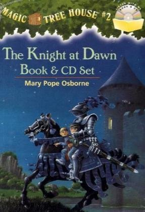 9780375844065: Magic Tree House #2: The Knight at Dawn Book & CD Set