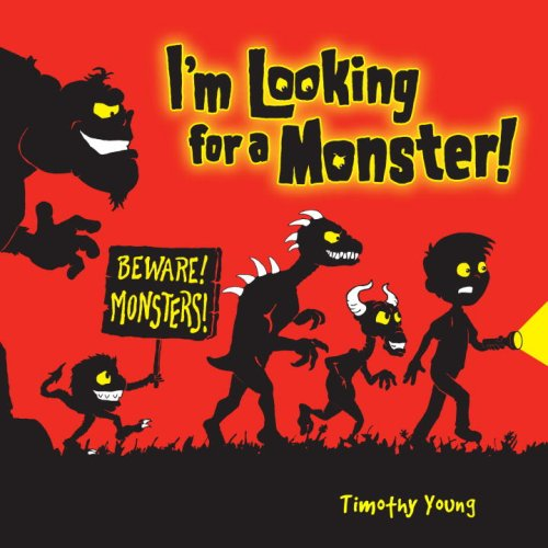 9780375844164: I'm Looking for a Monster!