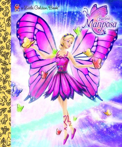9780375844270: Barbie: Mariposa (Barbie) (Little Golden Book)