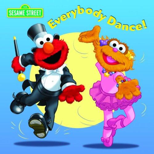 9780375844300: Everybody Dance! (Sesame Street) (CTW Sesame Street)