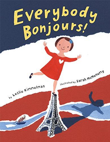 9780375844430: Everybody Bonjours!
