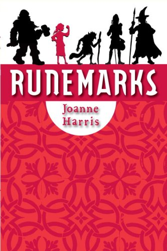 Runemarks ***SIGNED & DATED***: Joanne Harris