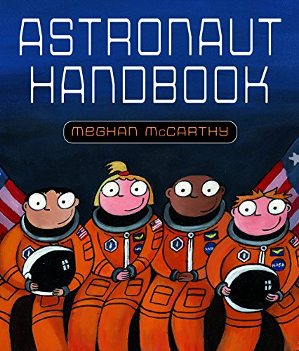 9780375844591: Astronaut Handbook