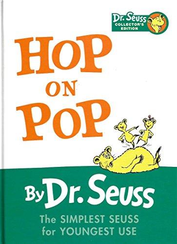 Hop on Pop (Beginner Books): Dr. Seuss