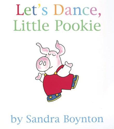 9780375845192: Let's Dance, Little Pookie