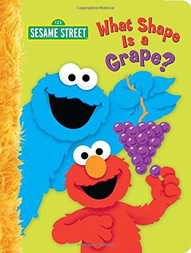 What Shape is a Grape? (Sesame Street): Christy Webster