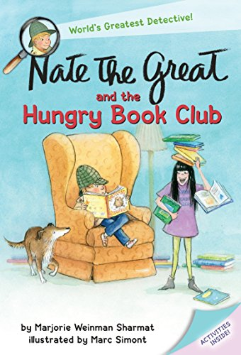 9780375845482: Nate the Great and the Hungry Book Club