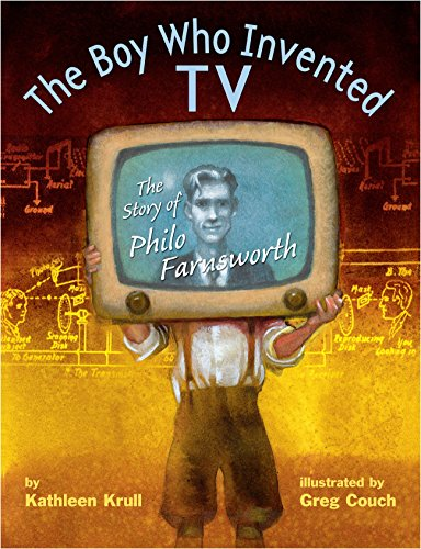 9780375845611: The Boy Who Invented TV: The Story of Philo Farnsworth