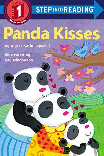 9780375845628: Panda Kisses (Step into Reading)