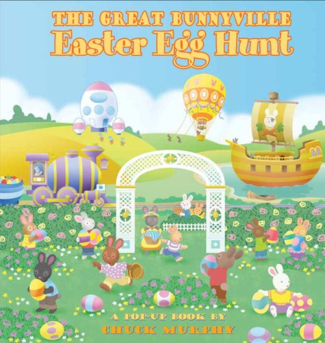 9780375845727: The Great Bunnyville Easter Egg Hunt