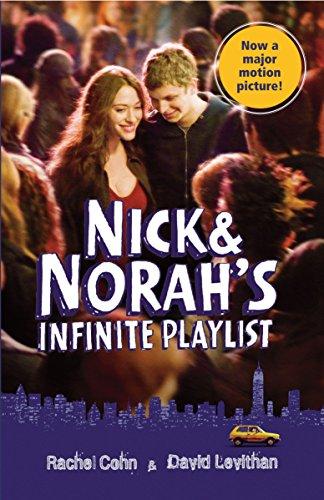 9780375846144: Nick & Norah's Infinite Playlist (Movie Tie-in Edition)