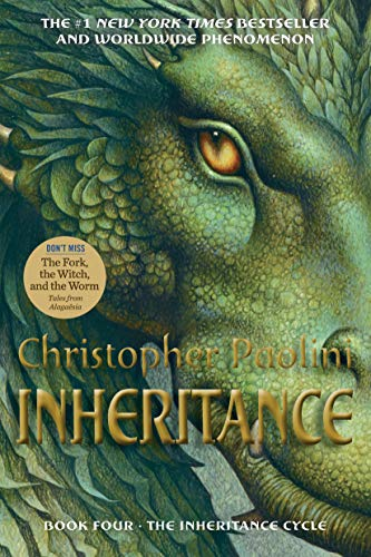 9780375846311: Inheritance: Or the Vault of Souls