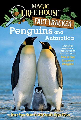 9780375846649: Penguins and Antarctica: A Nonfiction Companion to Magic Tree House Merlin Mission #12: Eve of the Emperor Penguin