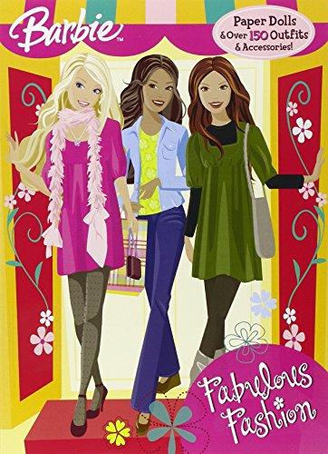 9780375847455: Fabulous Fashion (Barbie)